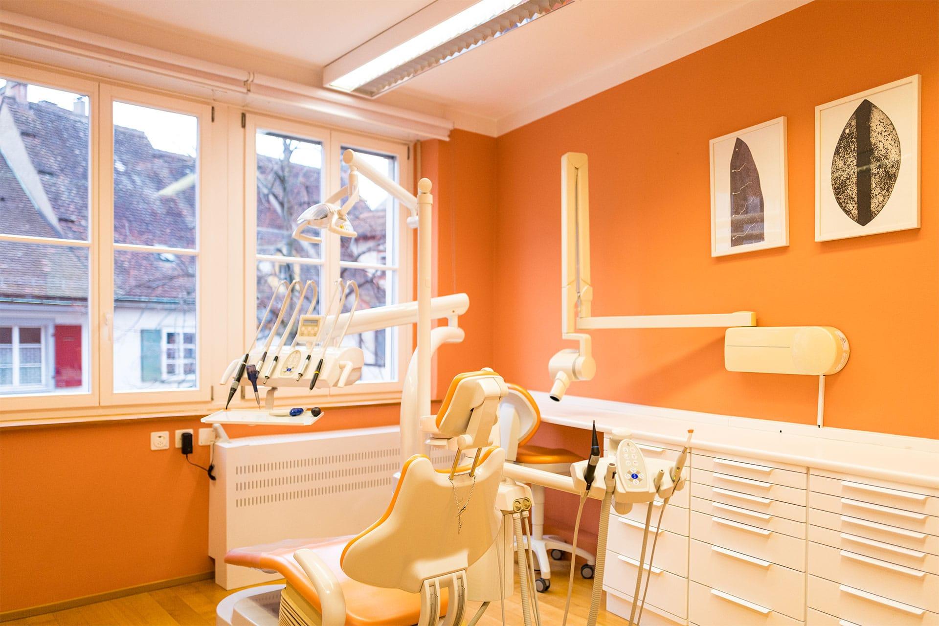 Zahnarztpraxis Aesthetikart Basel